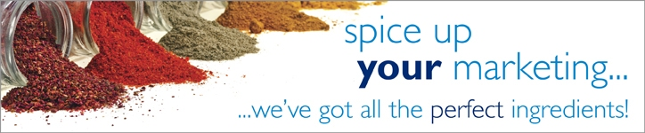 Spice up your Marketing