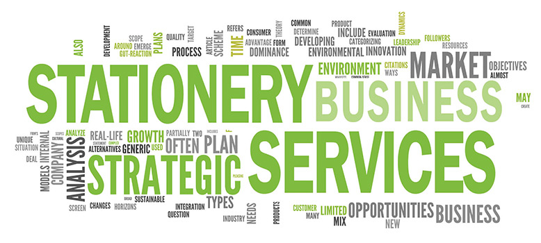 BUSINESS SERVICES AND STATIONERY