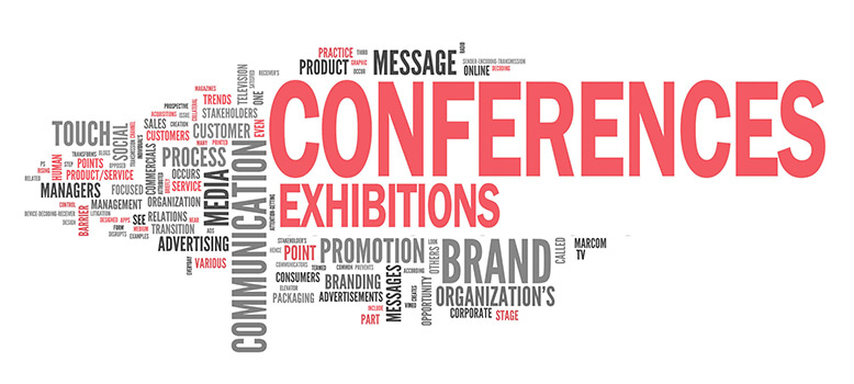 Conferences and exhibitions