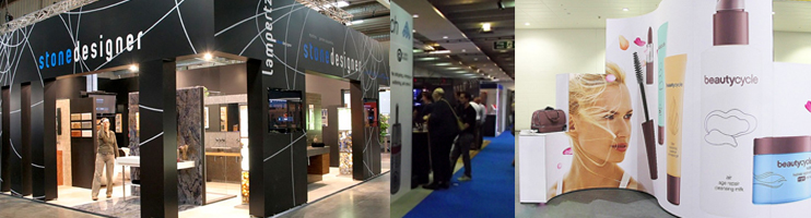 T3 Exhibition Stands