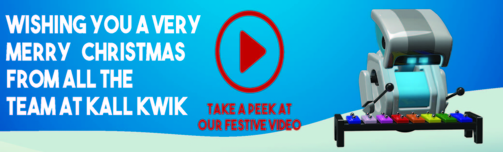 Fun Xmas Video from Kall Kwik - Happy Christmas