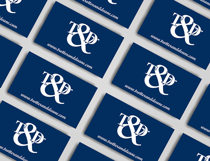 Business cards design print kall kwik uk say hello with our business cards reheart Gallery