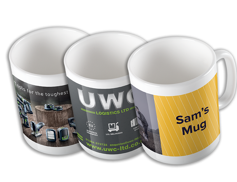 Promotional Mugs from Kall Kwik