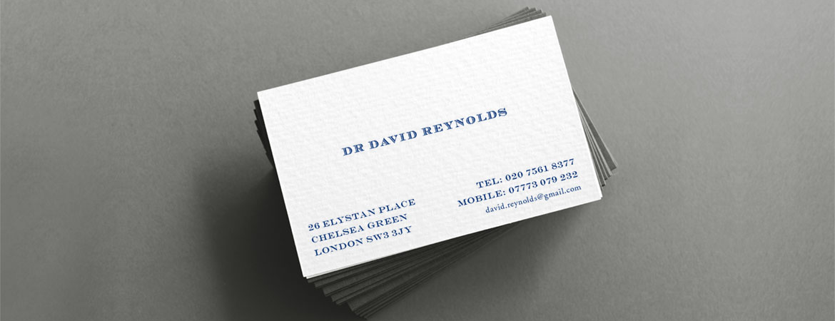 Business / Visiting Cards | Kall Kwik Chelsea