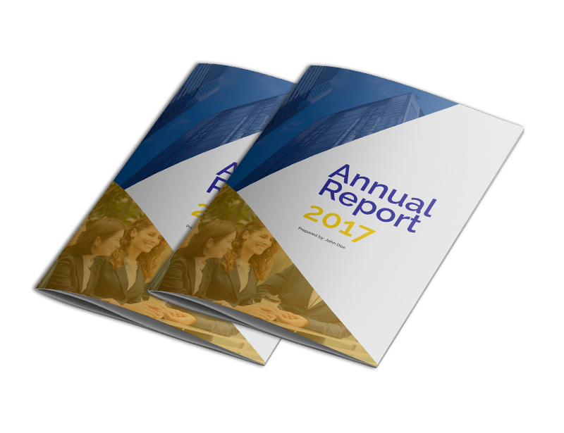 Quality annual report and account design and printing. Fast turnaround from Kall Kwik Northampton.