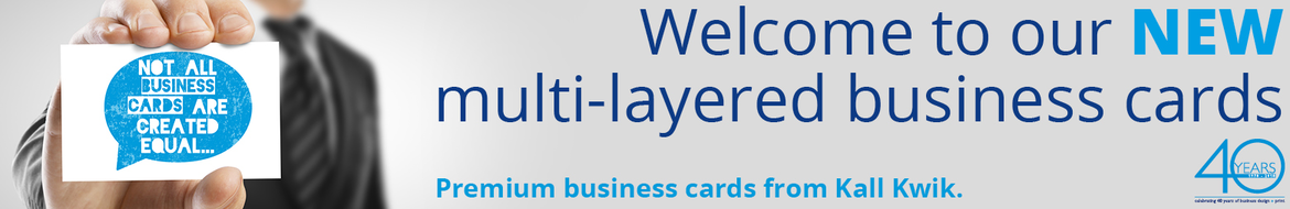 Multi-Layered Business Cards